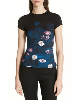 Millyo Fitted Tee by Ted Baker London