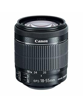 Canon Ef S 18 55mm F/3.5 5.6 Is Stm Zoom Lens (Bulk Packaging) by Canon
