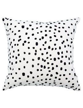 """Tropical Dots Outdoor Pillow – 18"""" X 18"""" by Indigo"""