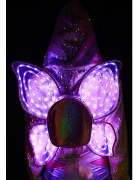 Sweet Mystic Mini Light Up Backpack by Club Exx