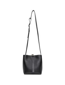 Black Crossbody Frame Bag by Proenza Schouler