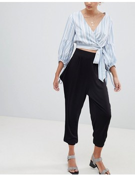 Asos Design Slouchy Harem Pants by Asos Design