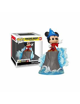 Funko Pop 481 Fantasia Movie Moment Sorcerer Mickey Mouse Figure by Disney