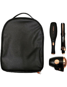 Rose Gold Plug In Travel Kit by Croc