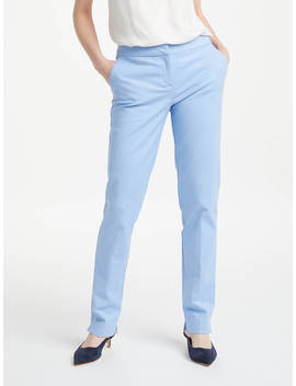 Boden Richmond Trousers, Hazy Blue by Boden