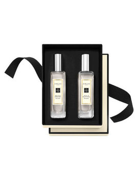 The Spirited And Flirtatious Duo Peony & Blush Suede + Wood Sage & Sea Salt by Jo Malone London