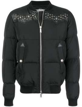 Padded Zipped Jacket by Dsquared2