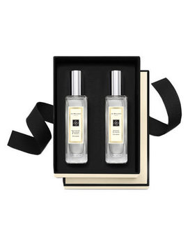 The Sweet & Sparkling Duo Nectarine Blossom & Honey And Orange Blossom by Jo Malone London