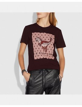 Rexy T Shirt by Coach