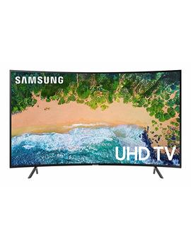 "Samsung 65 Nu7300 Curved 65"" 4 K Uhd 7 Series Smart Tv 2018 by Samsung"