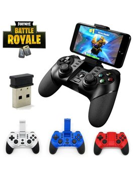 Professional Wireless Fortnite Controller Ninja Gaming Remote Mobile Support Android Phone(Black) by General
