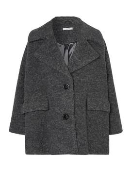 Fenn Wool Blend Bouclé Jacket by Ganni