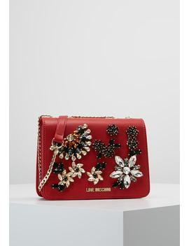 Embellished Crossbody   Across Body Bag by Love Moschino