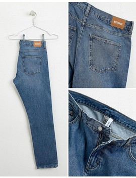Weekday Sunday Tapered Jeans 20 Blue by Weekday