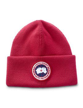 Arctic Disc Toque Beanie Hat by Canada Goose