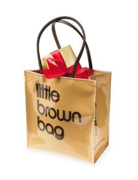 Little Brown Bag   100 Percents Exclusive by Bloomingdale's