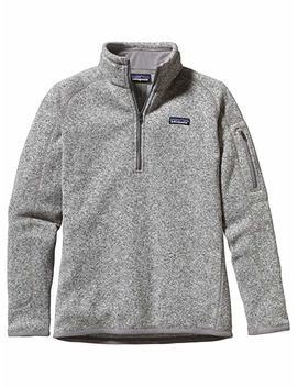 Patagonia Women's Better Sweater 1/4 Zip Fleece by Patagonia