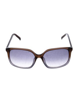 Ombré Square Sunglasses by Fendi