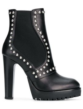 Slip On Ankle Boots by Alexander Mc Queen