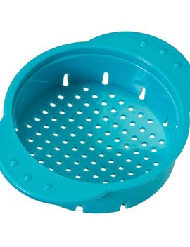 Prepworks By Progressive Can Colander , Gt 3973 Can Strainer, Vegetable And Fruit Can Strainer, No Mess Tuna Can Strainer , Best For Canned Tuna by Progressive