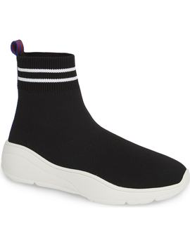 Found Sock Sneaker by Steve Madden