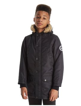 Hype Fur Parka Junior by Hype