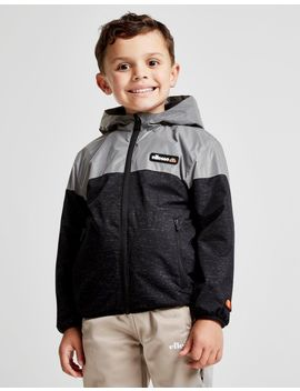 Ellesse Bamble Lightweight Reflective Jacket Children by Ellesse