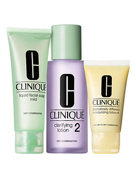 3 Step Introduction Kit   Type 2 by Clinique