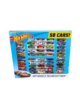 Hot Wheels Ultimate 50 Car Collectors Gift Pack Set by Hot Wheels
