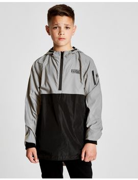 Rascal Reflective Overhead Jacket Junior by Rascal