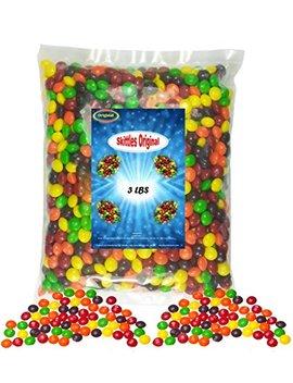 Skittles Original Candy 3 Pound Bag by Medley Hills Farm
