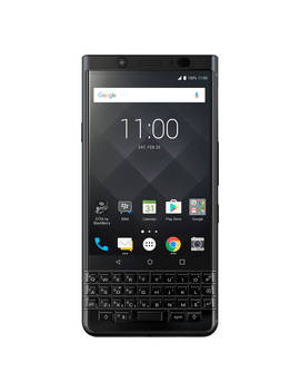 "Black Berry Ke Yone Black Edition Smartphone, Android, 4.5"", Sim Free, 64 Gb, Black by Blackberry"