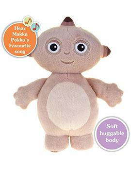 New! In The Night Garden Snuggly Singing Makka Pakka Soft Toy, 26cm by In The Night Garden