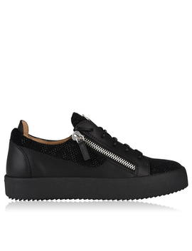 May Stingray Effect Low Trainers by Giuseppe Zanotti