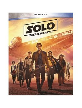 Solo: A Star Wars Story (Walmart Exclusive) (Blu Ray) by Disney