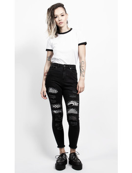Distortion Jeans by Disturbia