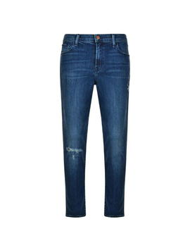 811 Mid Rise Skinny Jeans by J Brand
