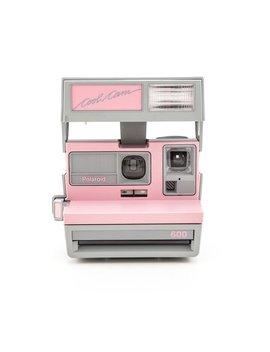 Polaroid 600 Cool Cam Roze & Grey Instant Camera   Getest En In Conditie by Etsy