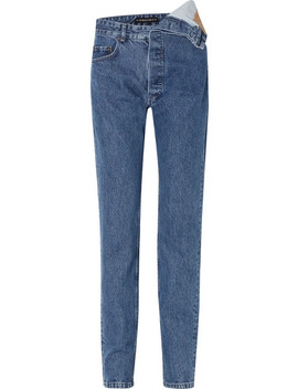 Asymmetric Boyfriend Jeans by Y/Project
