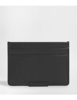 Dove Leather Cardholder by Allsaints