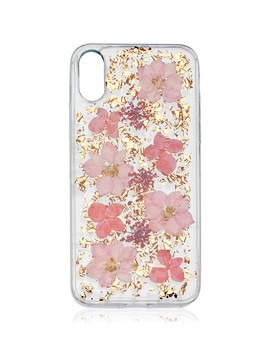 Xs Max Pink Floral Phone Case by Sportsgirl