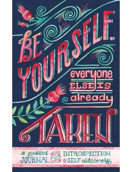 Studio Oh! 86401 Self Discovery Guided Journal, Be Yourself by Studio Oh