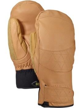 Burton   Gondy Gore Tex Leather Mittens   Women's by Burton