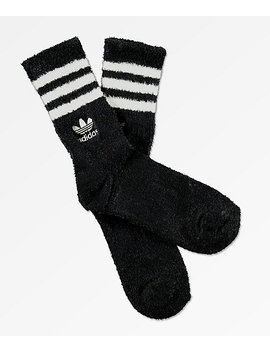 Adidas Black House Crew Socks by Adidas