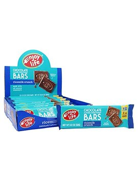 Enjoy Life Rice Milk Crunch Bars, 12 Ea, Net Wt 13.44oz by Enjoy Life Foods
