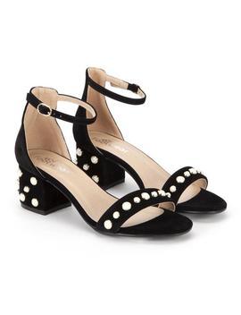 Ruuc Pearled Sandals by Koi Footwear