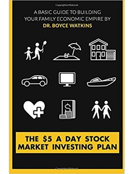 The $5 A Day Stock Market Investing Plan:  A Basic Guide To Building Your Family Economic Empire by Amazon