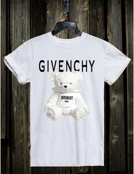 Givenchy  Bear Youth & Unisex T Shirt by Etsy