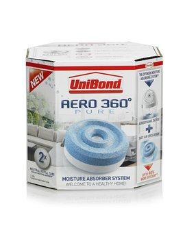 Unibond Aero 360 Moisture Refill 2 X 450g Unibond Aero 360 Moisture Refill 2 X 450g by Wilko