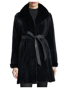 Reversible Mink Fur Stroller Jacket by Gorski